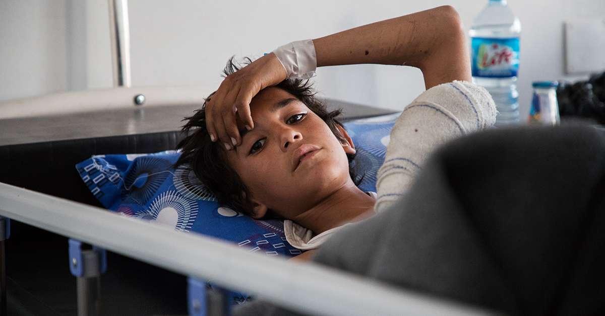 Siria: bisogni medici ed umanitari enormi