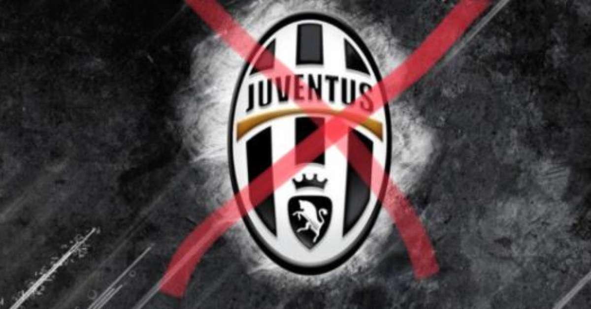 Fuori la Juventus dalla Serie A
