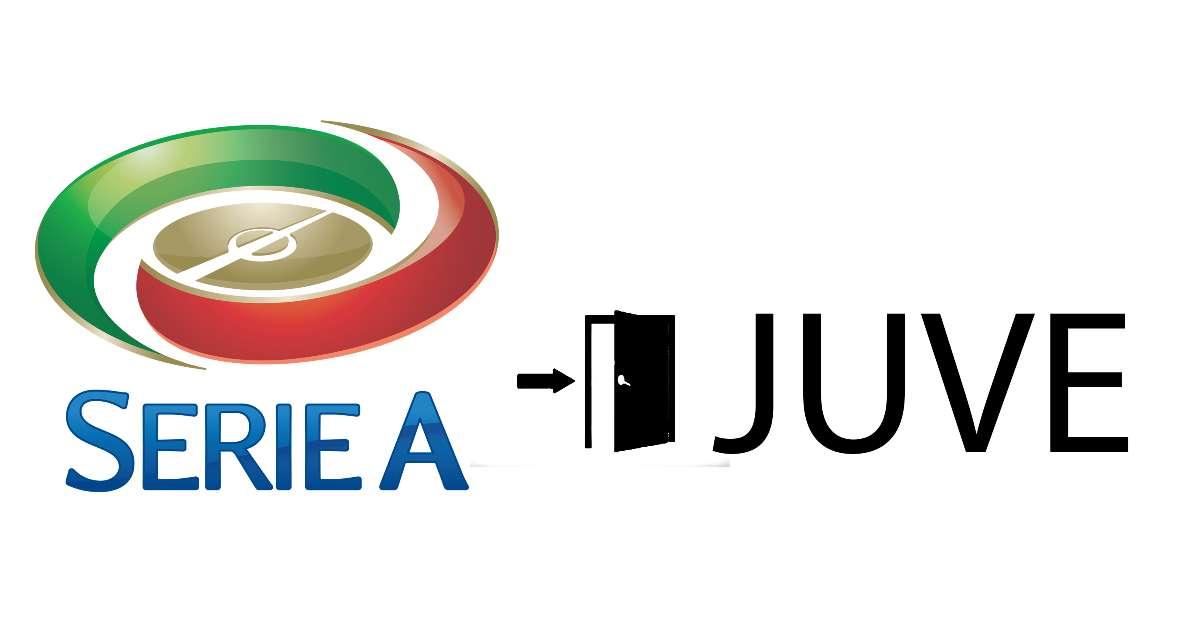 Escludiamo la Juventus dalla SerieA