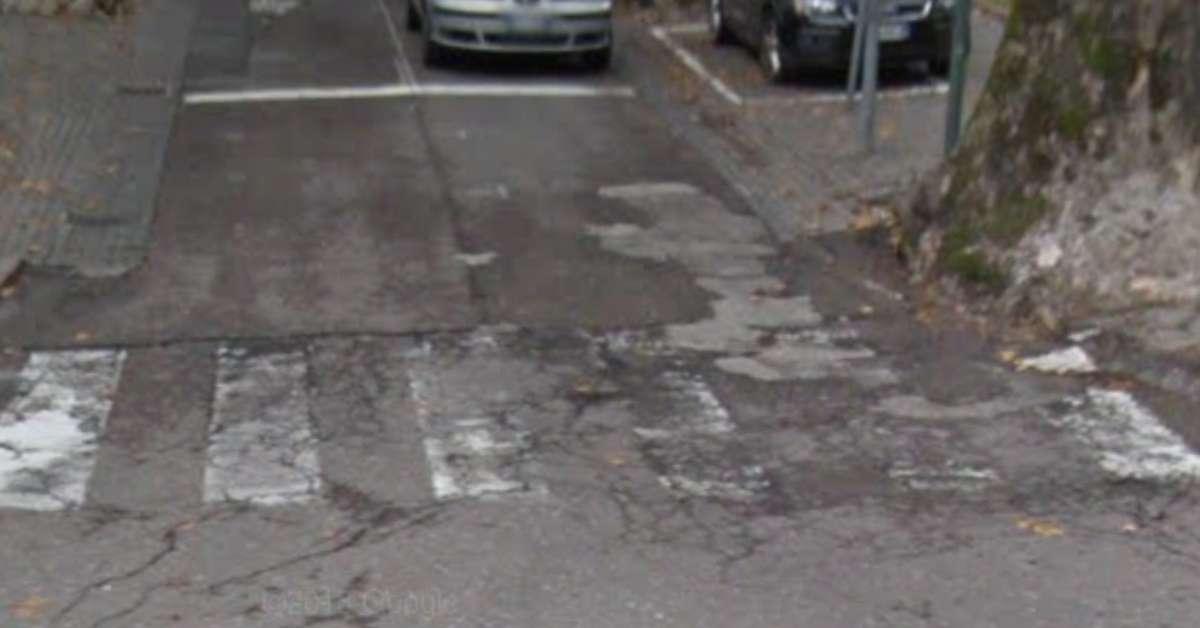 Rifacimento fondo stradale a Bolzano