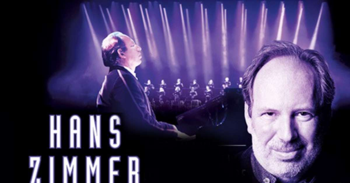 Concerto Hans Zimmer in Italia