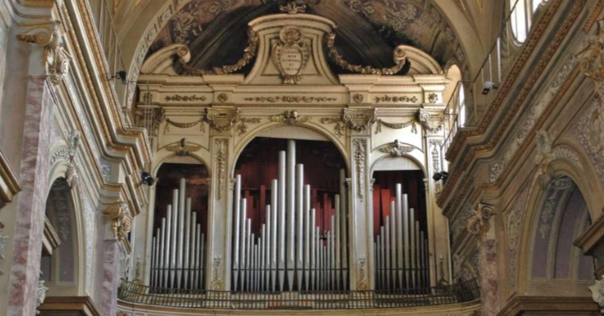 Ridiamo voce all'organo della cattedrale