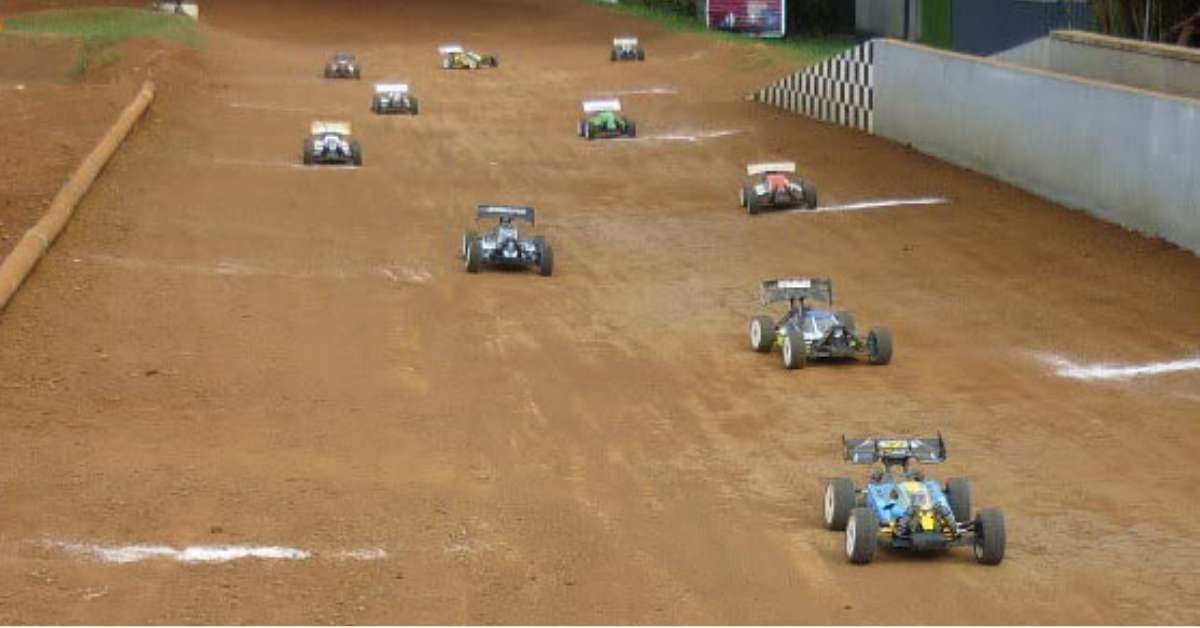 Pista Buggy Offroad Agrigento