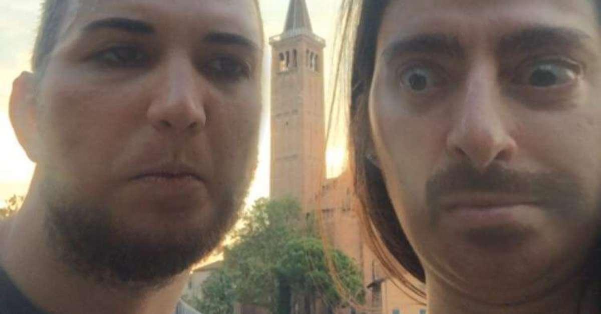 Basta Face Swap per Giulia e Michele!