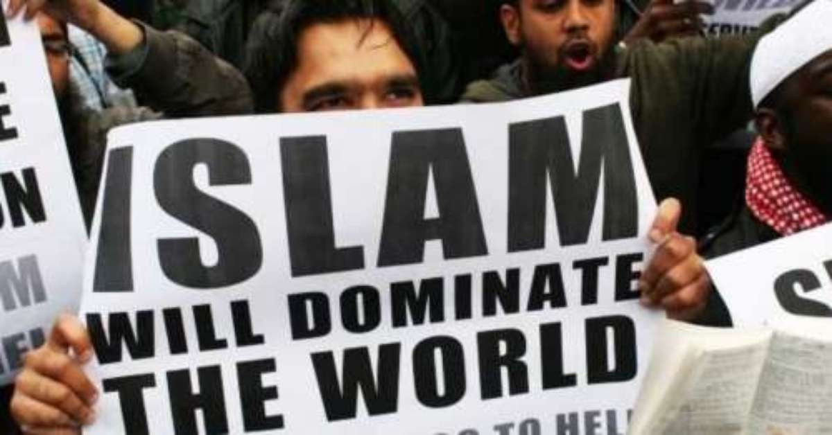 NO ISLAMIZZAZIONE DIFENDIAMO LA NOSTRA CULTURA