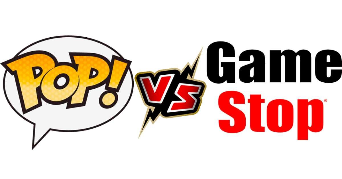 Funko POP! vs GameStop