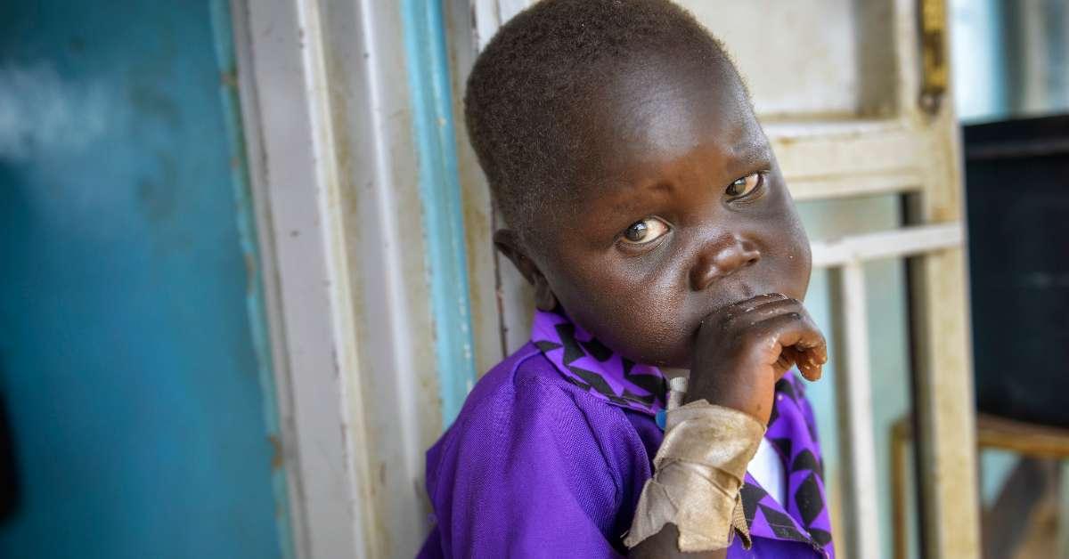 LA CRISI DEI BAMBINI SOLDATO IN SUD SUDAN