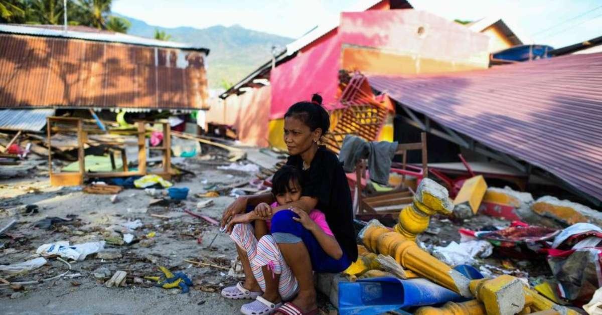 EMERGENZA INDONESIA: LA DEVASTAZIONE DELL'ISOLA DI SULAWES