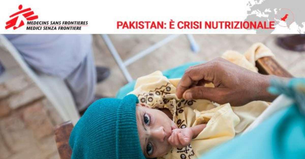 CRISI NUTRIZIONALE IN PAKISTAN