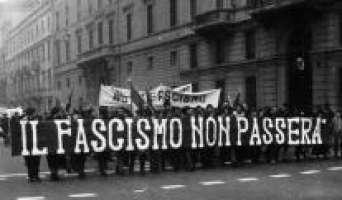 Contro la Giornata Nera a Todi. No al Fascismo!!!