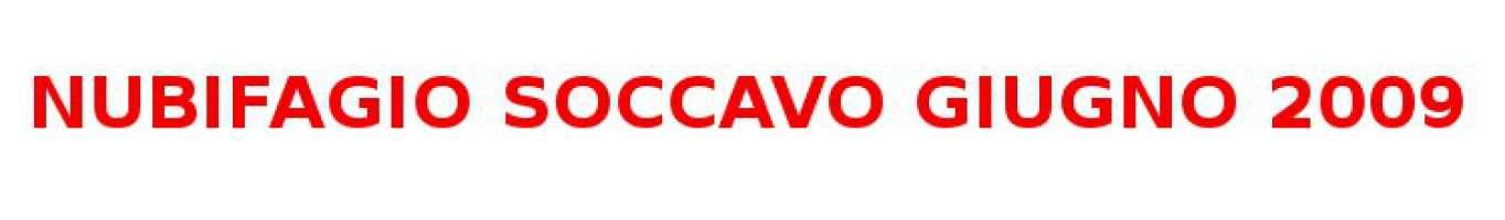 Richiesta di intervento per il nubifragio a Soccavo