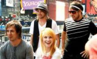 Paramore in Milan