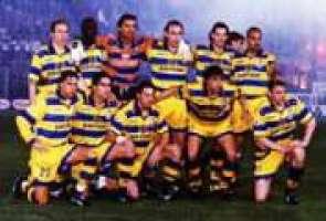 Partita del cuore tra campioni che hanno vestito la maglia del Parma-Firmate in tanti!