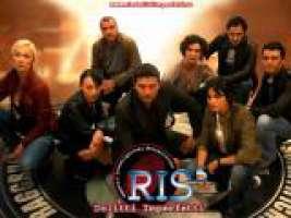 Per il ritorno della squadra del RIS nella 6^serie