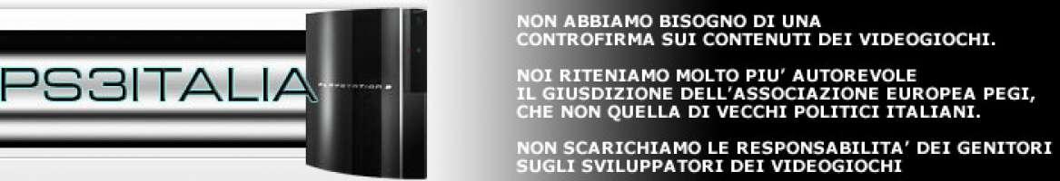 Contro il  P.d.L. 3014. Che discrimina il mercato dei videogiochi in Italia.